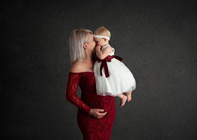portfolio zwangerschap